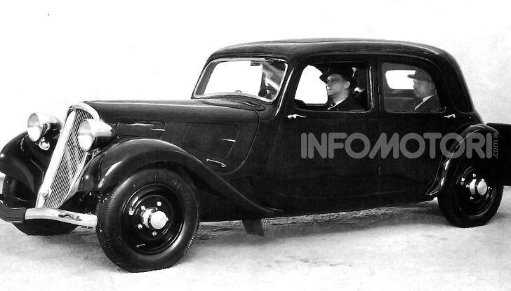 I primi prototipi di Citroën: dalla PV alla Traction Avant - Foto 4 di 5