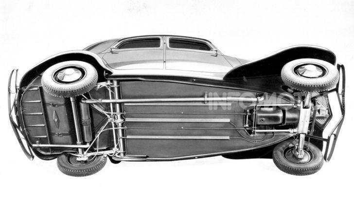 I primi prototipi di Citroën: dalla PV alla Traction Avant - Foto 5 di 5