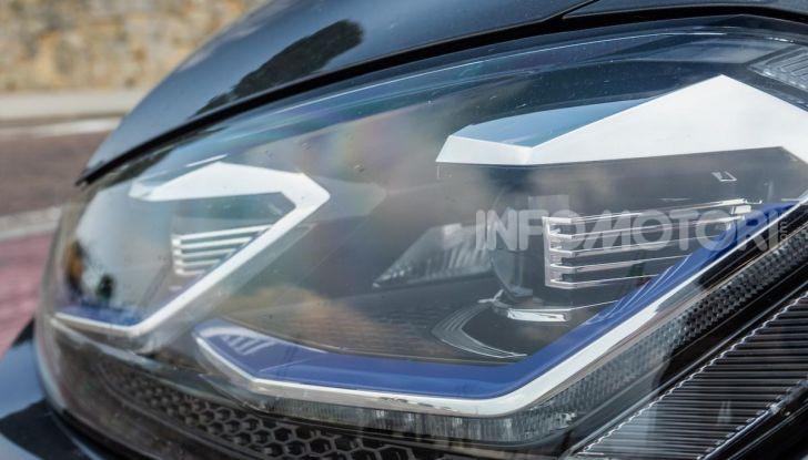 Volkswagen Golf GTE: prova su strada dell'ibrido plug-in da 204CV - Foto 10 di 33