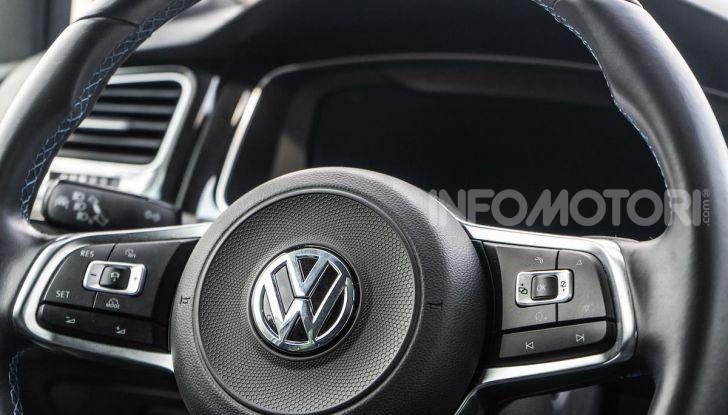 Volkswagen Golf GTE: prova su strada dell'ibrido plug-in da 204CV - Foto 14 di 33