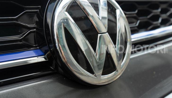 Volkswagen Golf GTE: prova su strada dell'ibrido plug-in da 204CV - Foto 22 di 33
