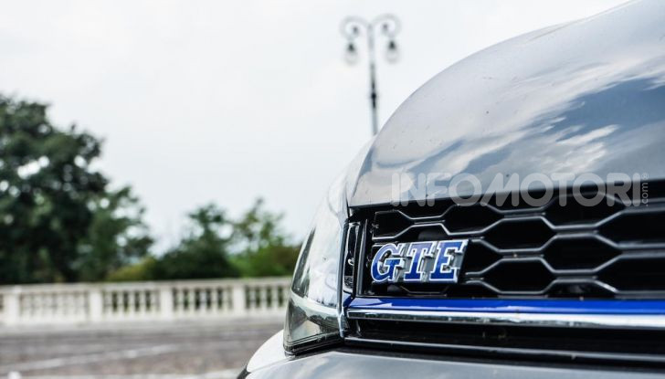 Volkswagen Golf GTE: prova su strada dell'ibrido plug-in da 204CV - Foto 6 di 33