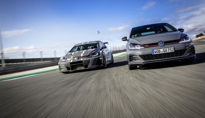 Volkswagen Golf GTI TCR, dal motorsport alla strada