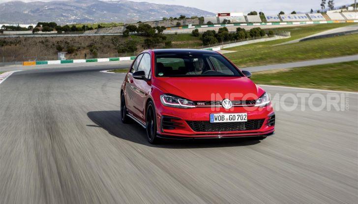 Volkswagen Golf GTI TCR, dal motorsport alla strada - Foto 10 di 15