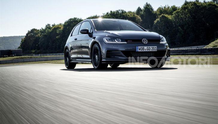 Volkswagen Golf GTI TCR, dal motorsport alla strada - Foto 13 di 15