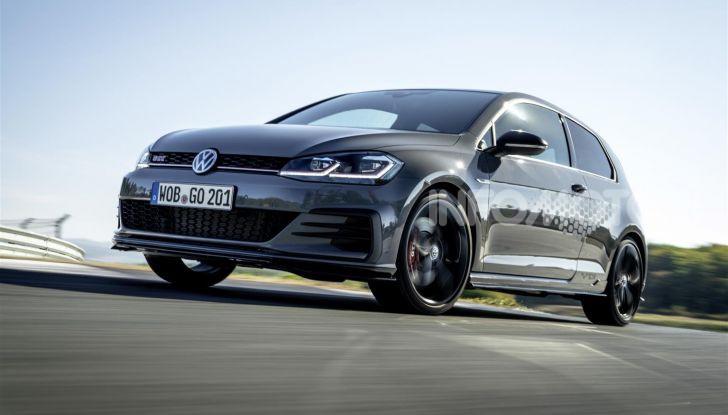 Volkswagen Golf GTI TCR, dal motorsport alla strada - Foto 14 di 15