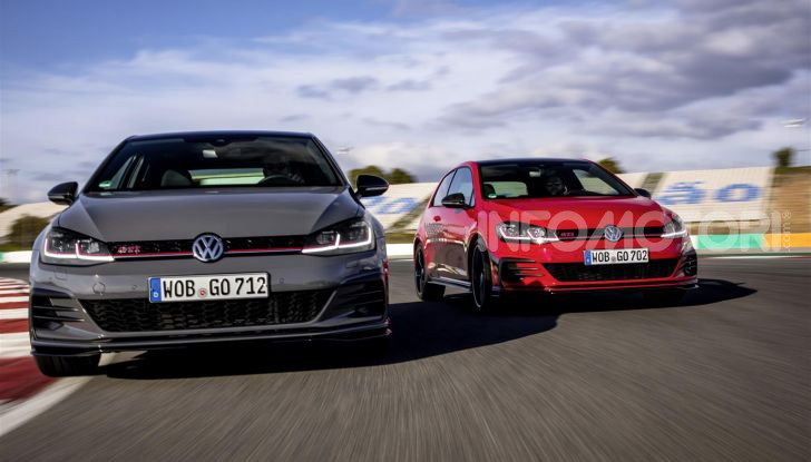 Volkswagen Golf GTI TCR, dal motorsport alla strada - Foto 2 di 15