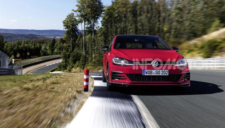 Volkswagen Golf GTI TCR, dal motorsport alla strada - Foto 5 di 15