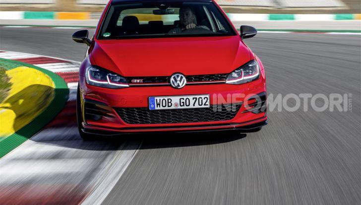 Volkswagen Golf GTI TCR, dal motorsport alla strada - Foto 6 di 15