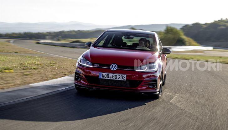 Volkswagen Golf GTI TCR, dal motorsport alla strada - Foto 8 di 15