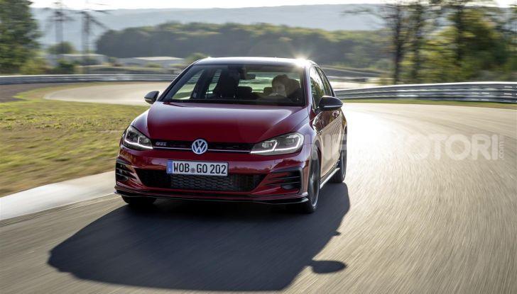 Volkswagen Golf GTI TCR, dal motorsport alla strada - Foto 9 di 15