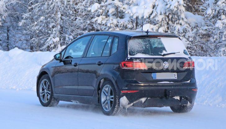 Volkswagen Golf Sportsvan 2020 elettrica, informazioni e dettagli - Foto 11 di 11