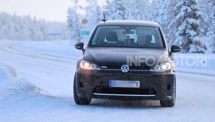 Volkswagen Golf Sportsvan 2020 elettrica, informazioni e dettagli - Foto 4 di 11