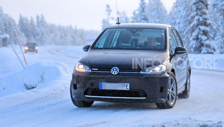 Volkswagen Golf Sportsvan 2020 elettrica, informazioni e dettagli - Foto 6 di 11
