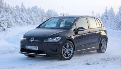 Volkswagen Golf Sportsvan 2020 elettrica, informazioni e dettagli