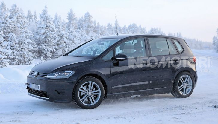 Volkswagen Golf Sportsvan 2020 elettrica, informazioni e dettagli - Foto 7 di 11