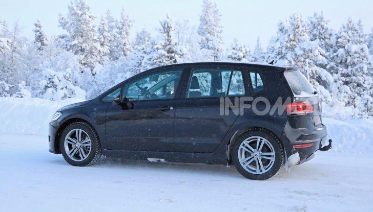 Volkswagen Golf Sportsvan 2020 elettrica, informazioni e dettagli - Foto 10 di 11