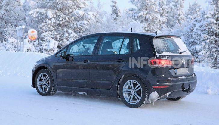 Volkswagen Golf Sportsvan 2020 elettrica, informazioni e dettagli - Foto 3 di 11