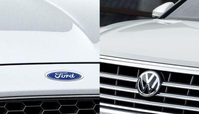 Ford e Volkswagen lanciano un'alleanza globale