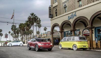 Le Volkswagen elettriche del futuro costruite a Chattanooga, USA