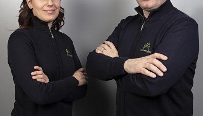 CIR 2019. Luca Rossetti e Eleonora Mori equipaggio ufficiale di Citroën Italia