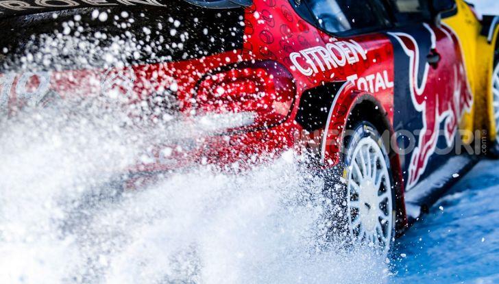WRC Svezia: la C3 nel paradiso dei funamboli! - Foto 2 di 2
