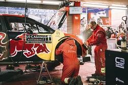 Citroën: i numeri chiave al Rally di Svezia - Foto 2 di 2