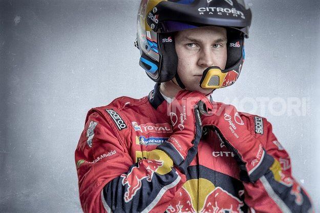 Le dichiarazioni dei piloti Citroën al WRC - Foto 1 di 2