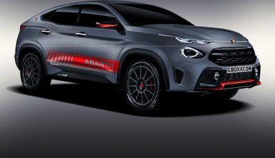 Fiat Fastback Abarth, la concept car si fa sportiva