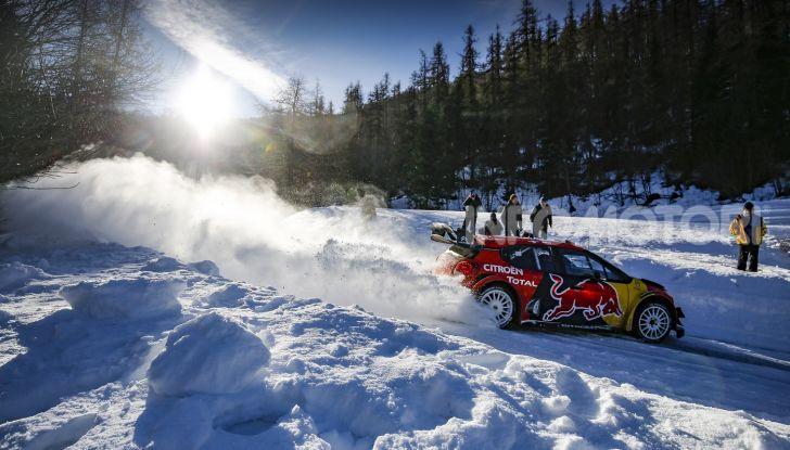 WRC Svezia: la C3 nel paradiso dei funamboli! - Foto 1 di 2