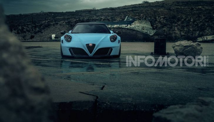 Alfa Romeo 4C Zeus Pogea Racing - Foto 6 di 26