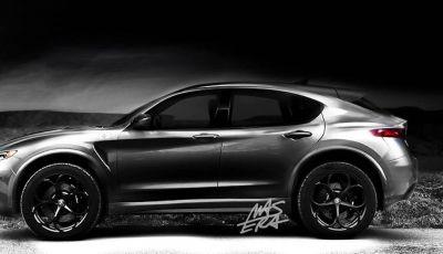 Alfa Romeo al Salone di Ginevra 2019 con un SUV compatto