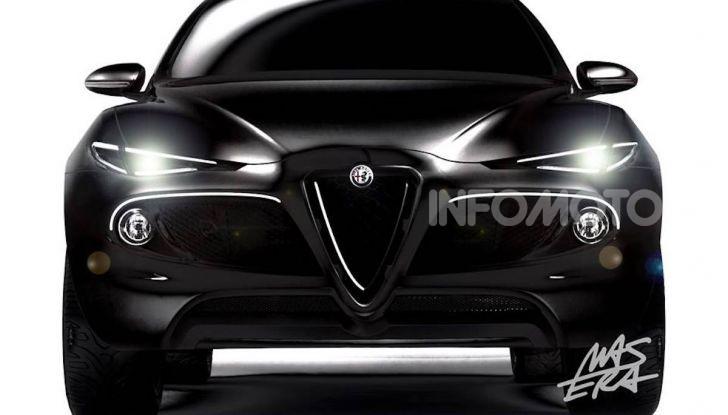Alfa Romeo cambia logo: addio allo storico Biscione - Foto 5 di 20