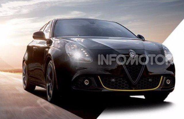 Alfa Romeo Giulietta 2019: Restyling leggero in attesa del C-SUV - Foto 1 di 6