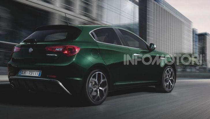 Alfa Romeo Giulietta, nel 2020 stop alla produzione e nuovo modello - Foto 6 di 10