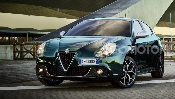 Alfa Romeo Giulietta 2019: restyling leggero in attesa del C-SUV - Foto 4 di 10