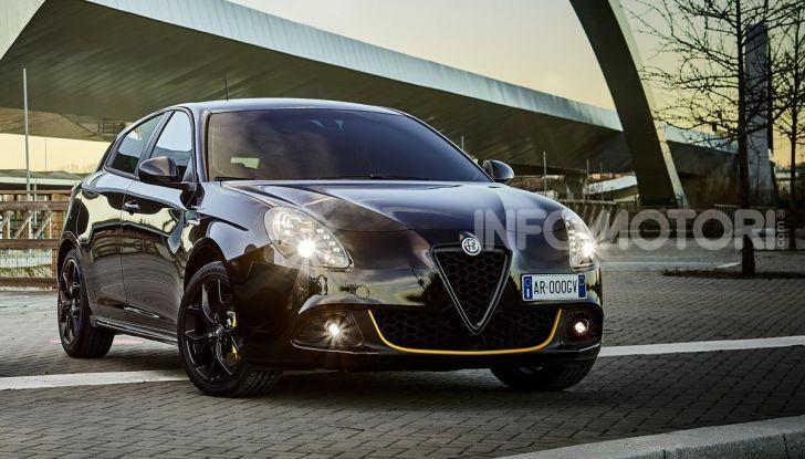 Alfa Romeo Giulietta 2019: restyling leggero in attesa del C-SUV - Foto 3 di 10