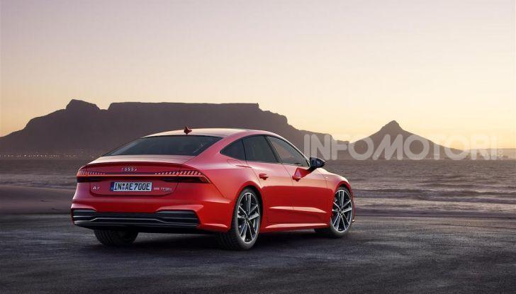 Audi A8, A7 Sportback, A6 e Q5 anche in versione ibrida plug-in - Foto 3 di 9