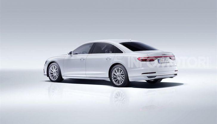 Audi A8, A7 Sportback, A6 e Q5 anche in versione ibrida plug-in - Foto 4 di 9