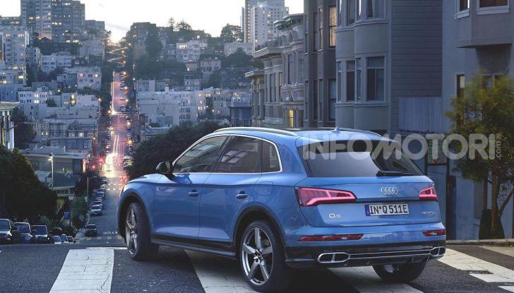 Audi A8, A7 Sportback, A6 e Q5 anche in versione ibrida plug-in - Foto 6 di 9