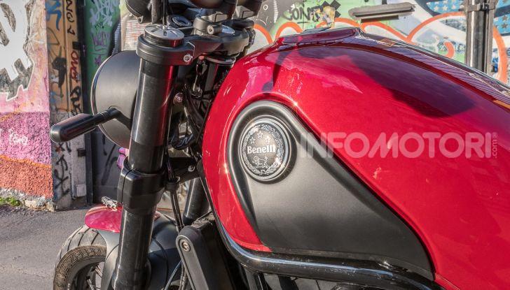 Benelli Leoncino Trail 500 ABS 2019: caratteristiche, opinioni e prezzo di un'icona senza tempo - Foto 31 di 40