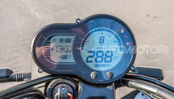 Benelli Leoncino Trail 500 ABS 2019: caratteristiche, opinioni e prezzo di un'icona senza tempo - Foto 40 di 40