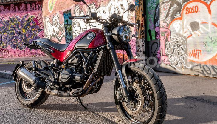 Benelli Leoncino Trail 500 ABS 2019: caratteristiche, opinioni e prezzo di un'icona senza tempo - Foto 30 di 40