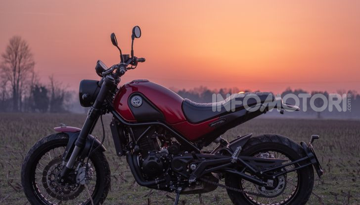 Benelli Leoncino Trail 500 ABS 2019: caratteristiche, opinioni e prezzo di un'icona senza tempo - Foto 1 di 40