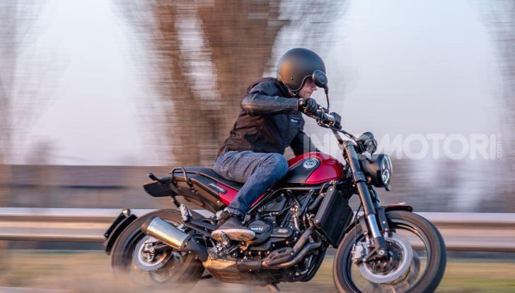 Benelli Leoncino Trail 500 ABS 2019: caratteristiche, opinioni e prezzo di un'icona senza tempo - Foto 5 di 40