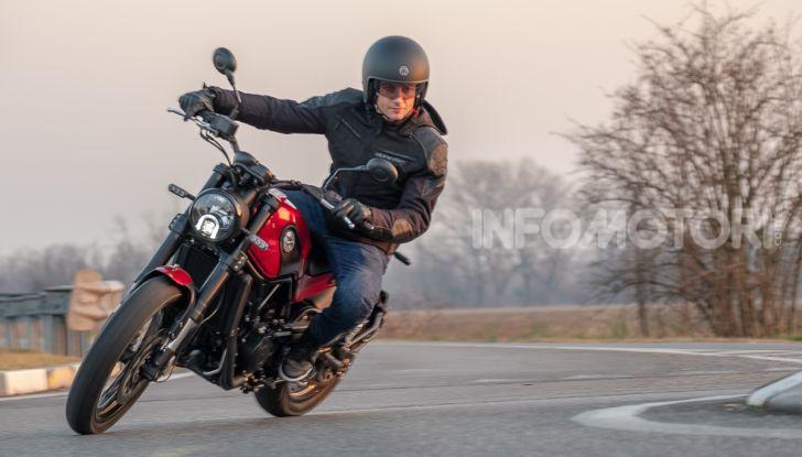 Benelli Leoncino Trail 500 ABS 2019: caratteristiche, opinioni e prezzo di un'icona senza tempo - Foto 6 di 40