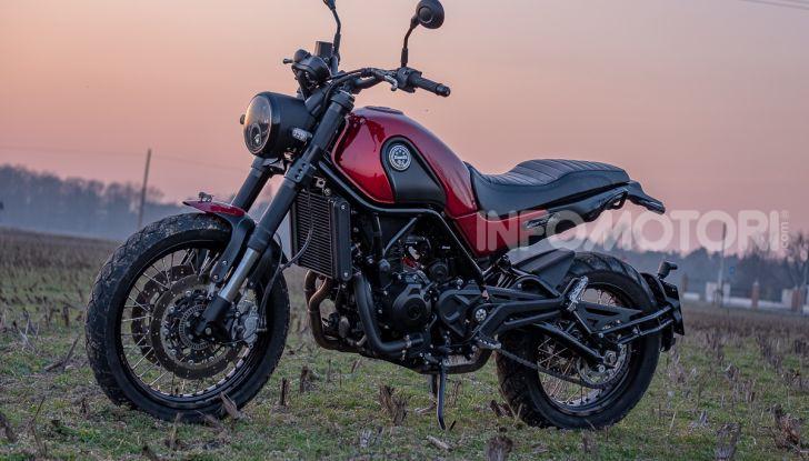 Benelli Leoncino Trail 500 ABS 2019: caratteristiche, opinioni e prezzo di un'icona senza tempo - Foto 3 di 40