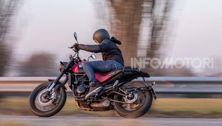 Benelli Leoncino Trail 500 ABS 2019: caratteristiche, opinioni e prezzo di un'icona senza tempo - Foto 19 di 40