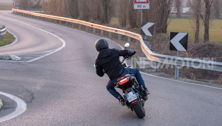Benelli Leoncino Trail 500 ABS 2019: caratteristiche, opinioni e prezzo di un'icona senza tempo - Foto 22 di 40