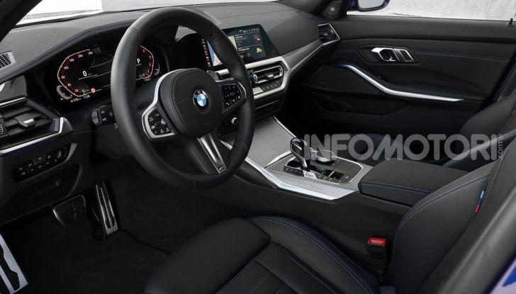 BMW Serie 3 Touring 2019: nuovo corso per la wagon tedesca - Foto 29 di 29
